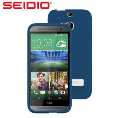 Seidio SURFACE HTC One M8 Case  - Royal Blue
