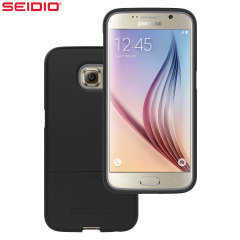 Seidio SURFACE Samsung Galaxy S6 Case - Black