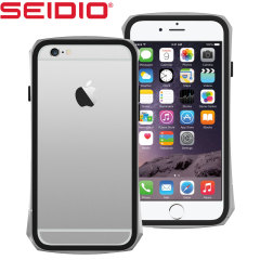Seidio TETRA iPhone 6 Aluminium Bumper - Silver