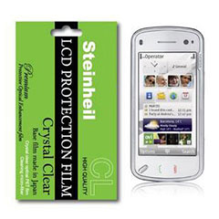 SGP Crystal Screen Guard For Nokia N97