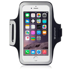 Shocksock Sports iPhone 6S Plus / 6 Plus Armband - Black