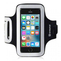 Shocksock Sports iPhone SE Armband - Black