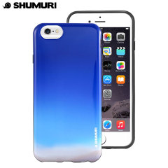 Shumuri Duo iPhone 6S Plus / 6 Plus Case - Azul Blue