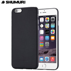 Shumuri The Slim Extra iPhone 6S / 6 Case - Black