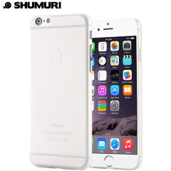 Shumuri The Slim Extra iPhone 6S / 6 Case - Clear
