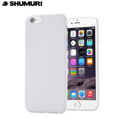 Shumuri The Slim Extra iPhone 6S / 6 Case - White