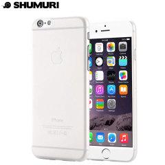 Shumuri The Slim Extra iPhone 6S Plus / 6 Plus Case - Clear