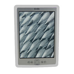 Silicone Case for Amazon Kindle - Clear