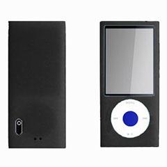 Silicone Case - iPod Nano 5G - Black