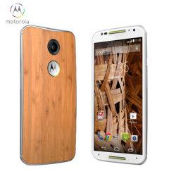 SIM Free 16GB Motorola Moto X 2nd Gen - Bamboo