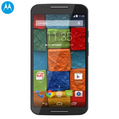 SIM Free 16GB Motorola Moto X 2nd Gen - Black Leather