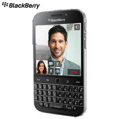 SIM-Free Blackberry Classic - Black