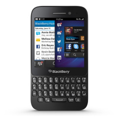 Sim Free Blackberry Q5 - Black