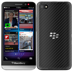 Sim Free Blackberry Z30 - Black
