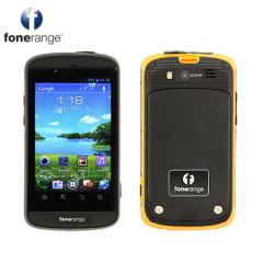 Sim Free Fonerange Rugged Dual-Sim Android Smartphone