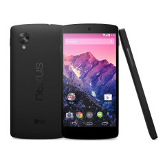 Sim Free Google Nexus 5 16GB - Black