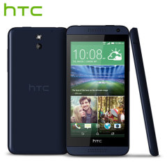 SIM Free HTC Desire 610 - Blue