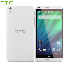 SIM Free HTC Desire 816 - White