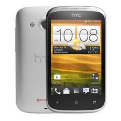 Sim Free HTC Desire C - White