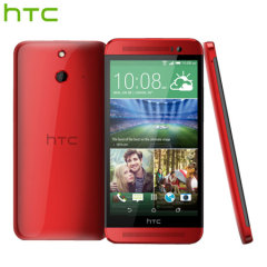 SIM Free HTC One E8 Dual Sim - 16GB - Electric Crimson