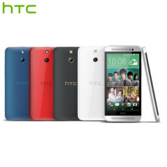SIM Free HTC One E8 Dual Sim - 16GB - Maldives Blue