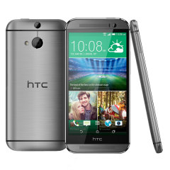 SIM Free HTC One Mini 2 16GB - Gun Metal Grey