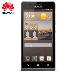 SIM Free Huawei Ascend G6 4G - Black