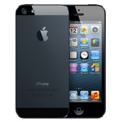 Sim Free iPhone 5 16GB  - Black