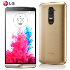 Sim Free LG G3 Unlocked - 16GB - Gold