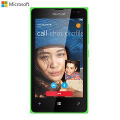 SIM Free Microsoft Lumia 435 Unlocked - Green