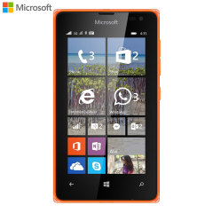 SIM Free Microsoft Lumia 435 Unlocked - Orange