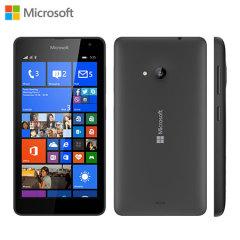 SIM Free Microsoft Lumia 535 Unlocked - Black