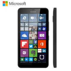 SIM Free Microsoft Lumia 640 XL LTE Unlocked - Black