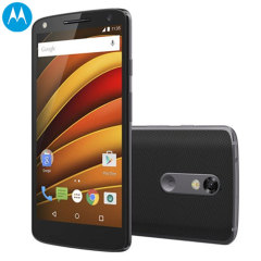 SIM Free Moto X Force Unlocked - 32GB - Black