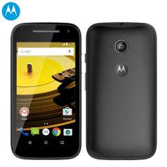 SIM Free Motorola Moto E 2nd Gen 8GB - Black