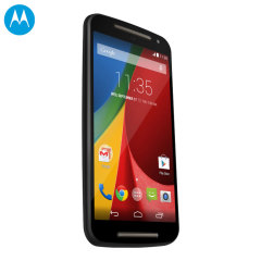 SIM Free Motorola Moto G 2nd Gen 16GB - Black
