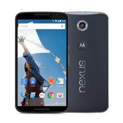 Sim Free Nexus 6 32GB - Midnight Blue