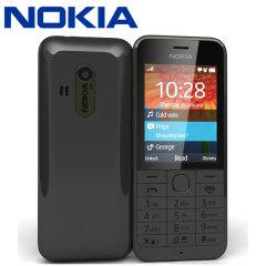 Sim Free Nokia 220 - Black