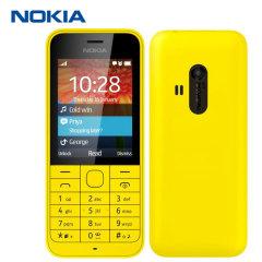 SIM Free Nokia 220 - Yellow