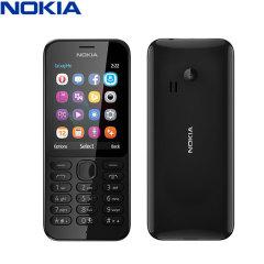 SIM Free Nokia 222 Unlocked - Black