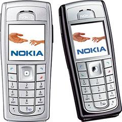 Sim Free Nokia 6230i - Grade A