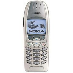 Sim Free Nokia 6310i Silver - Grade A