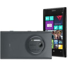 Sim Free Nokia Lumia 1020 - 32Gb - Black