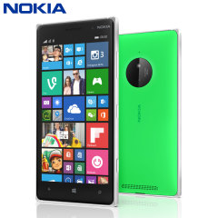 SIM Free Nokia Lumia 830 16GB - Green