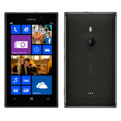 Sim Free Nokia Lumia 925 - Black - 16GB