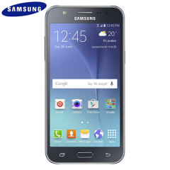 SIM Free Samsung Galaxy J5 2015 Unlocked - 8GB - Black