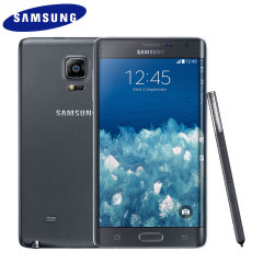 Sim Free Samsung Galaxy Note Edge 32GB - Charcoal Black