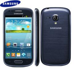 SIM Free Samsung Galaxy S3 Mini - Blue