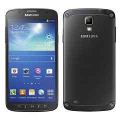 Sim Free Samsung Galaxy S4 Active - Black - 16Gb