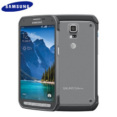 SIM Free Samsung Galaxy S5 Active - Titanium Grey - 16GB